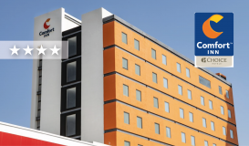 Haz clic aquí para ir al Hotel Comfort Inn