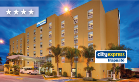Haz clic aquí para ir al Hotel City Express Irapuato
