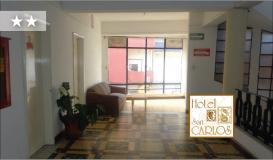 Haz clic aquí para ir al Hotel San Carlos
